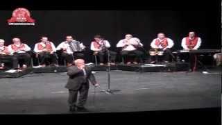 Zafer Halk Oyunları Derneği 50.yıl Gecesi Kenan Can - Osman Aga 2012