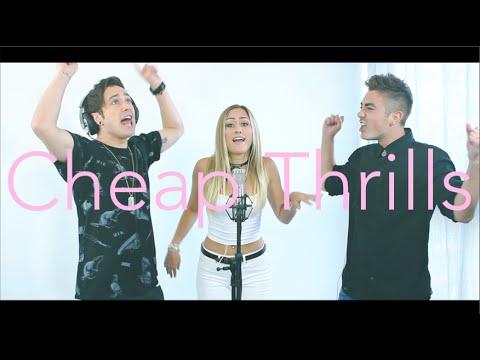 """""""Cheap Thrills"""" - Sia Ft. Sean Paul [COVER BY THE GORENC SIBLINGS]"""