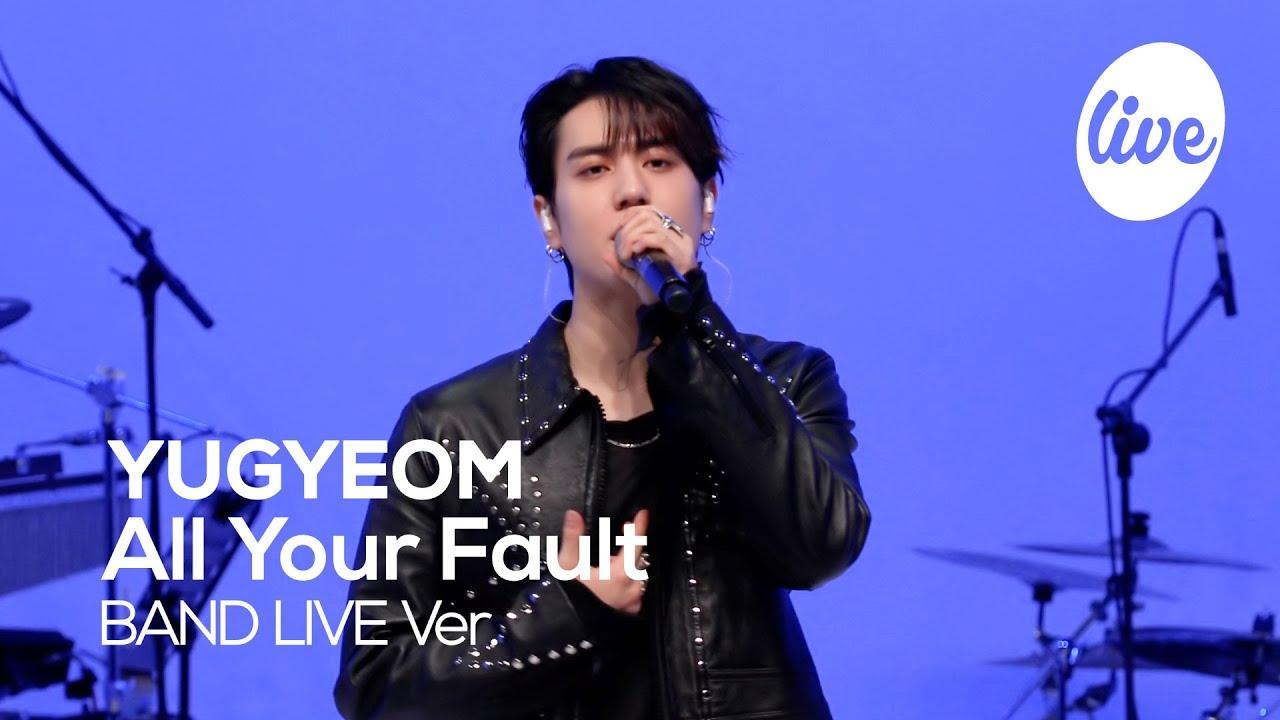 "Download [4K]유겸(YUGYEOM)의 ""네 잘못이야(All Your Fault)""Band LIVE Ver.│AOMG 히트곡메이커 GRAY와의 조합💚[it's KPOP LIVE 잇츠라이브]"
