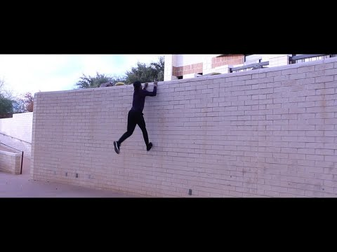 A day of Parkour/Freerunning and FUN!!!