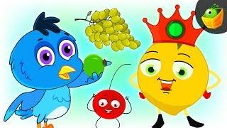 Top 3 Pazha Padalgal | Fruits Song | Tamil Songs for Childrens | Mamalamam Mambalam