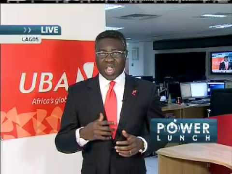 United Bank of Africa Results with CEO, Philips Oduoza