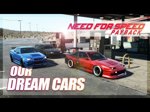 Thumbnail: Need For Speed Payback - Our Dream Cars Challenge! (Cruising & More!)