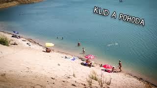 Koupání Halámky pískovna Třeboňsko Jižní Čechy. Kde se dá v létě vykoupat?