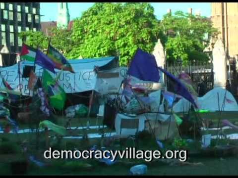 Democracy Village The Peoples Square