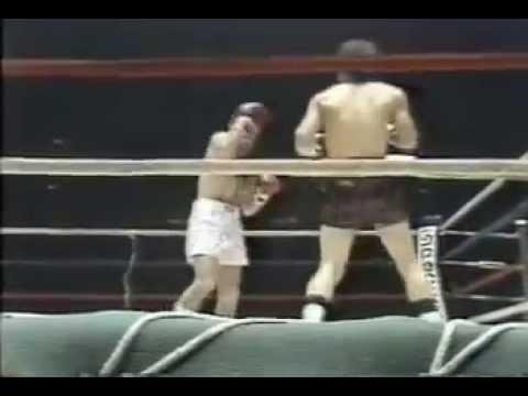 Evening Magazine - Philadelphia Boxer Augie Pantellas -1977