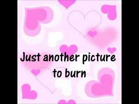 Taylor Swift - Picture to Burn lyrics