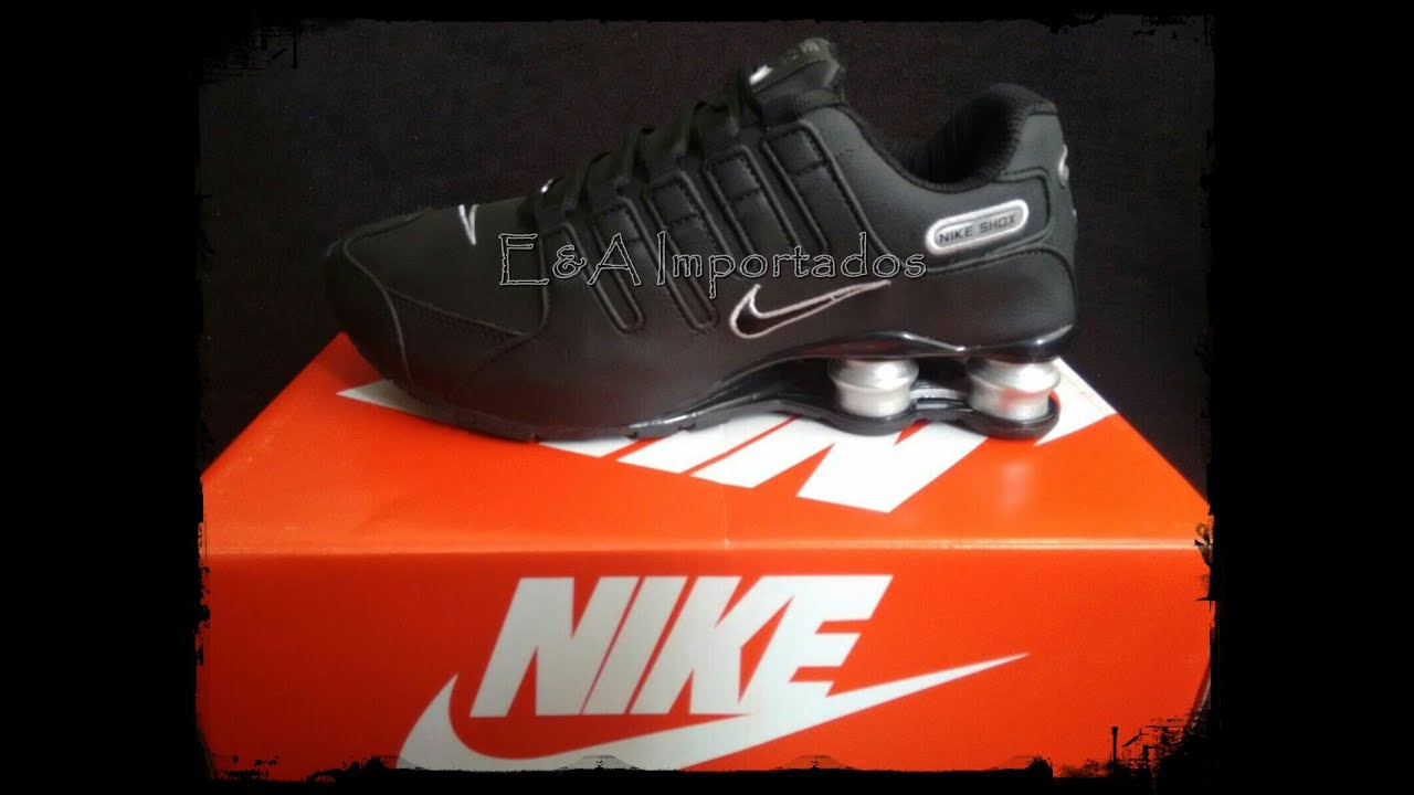 san francisco f5e3c 06b3a Nike Shox NZ - YouTube