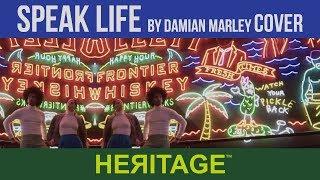 "HEЯITAGE - ""Speak Life"" (Damian Marley Cover) Music Video"