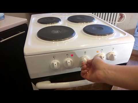 Ремонт электроплит видео