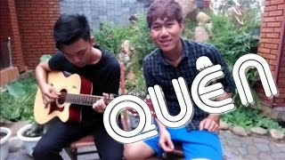 Quên - Guitar cover - Sei ft. Youky