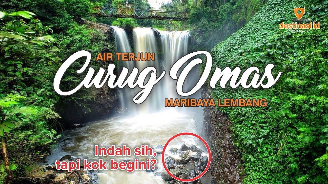 Wisata Curug Omas (Air Terjun) Maribaya Lembang, Bandung - Wisata Lembang  #9 - #destinasiid