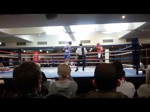Robert Leray boxing