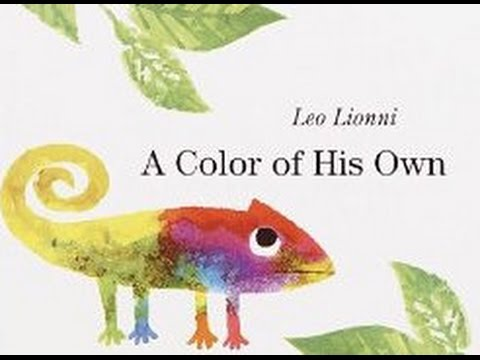 A Color of his own, by Leo Lionni