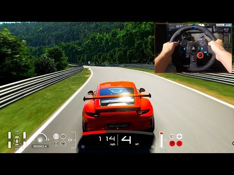 GT Sport 2017 PS4 Pro Gameplay WITH WHEELCAM! (Gran Turismo