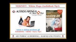 NĘDZNICY (LES MISERABLES) - Wiktor Hugo (AudioBook Mp3) - Wszystkie części (Trailer PL)