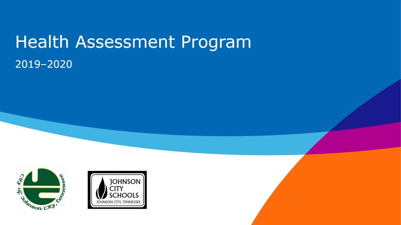 Health Assessment - Johnson City Schools
