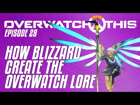 Overwatch This: How Blizzard's Michael Chu creates the lore   Episode 28