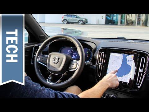 Android Automotive im Volvo XC40 im Test: Digitaler Tacho, Google Maps & Funktionen im Detail