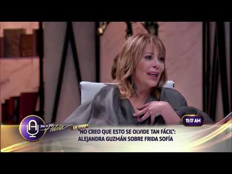 #Entrevista Alejandra Guzmán con Adela I Parte I