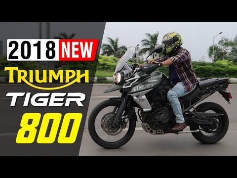 Is It Really That Good ?? 2018 Triumph Tiger 800
