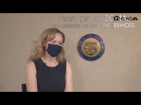 'We are concerned': AZDHS Director Dr. Cara Christ addresses the surge in COVID-19 cases in Arizona