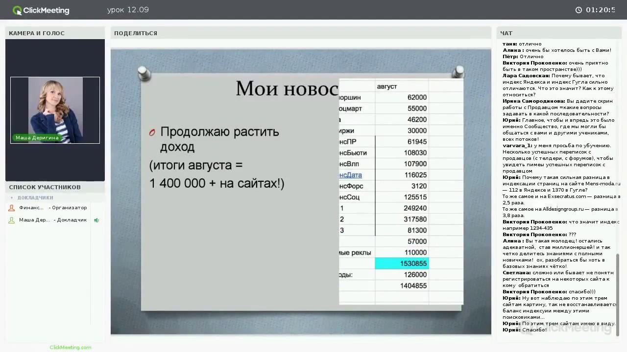 Автоматическое Создание Сайтов для Заработка | Мой пассивный доход с сайтов за август месяц