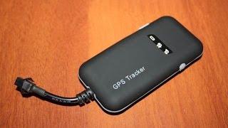 Автомобильный GPS GSM трекер GT-02A(, 2016-01-25T11:55:16.000Z)