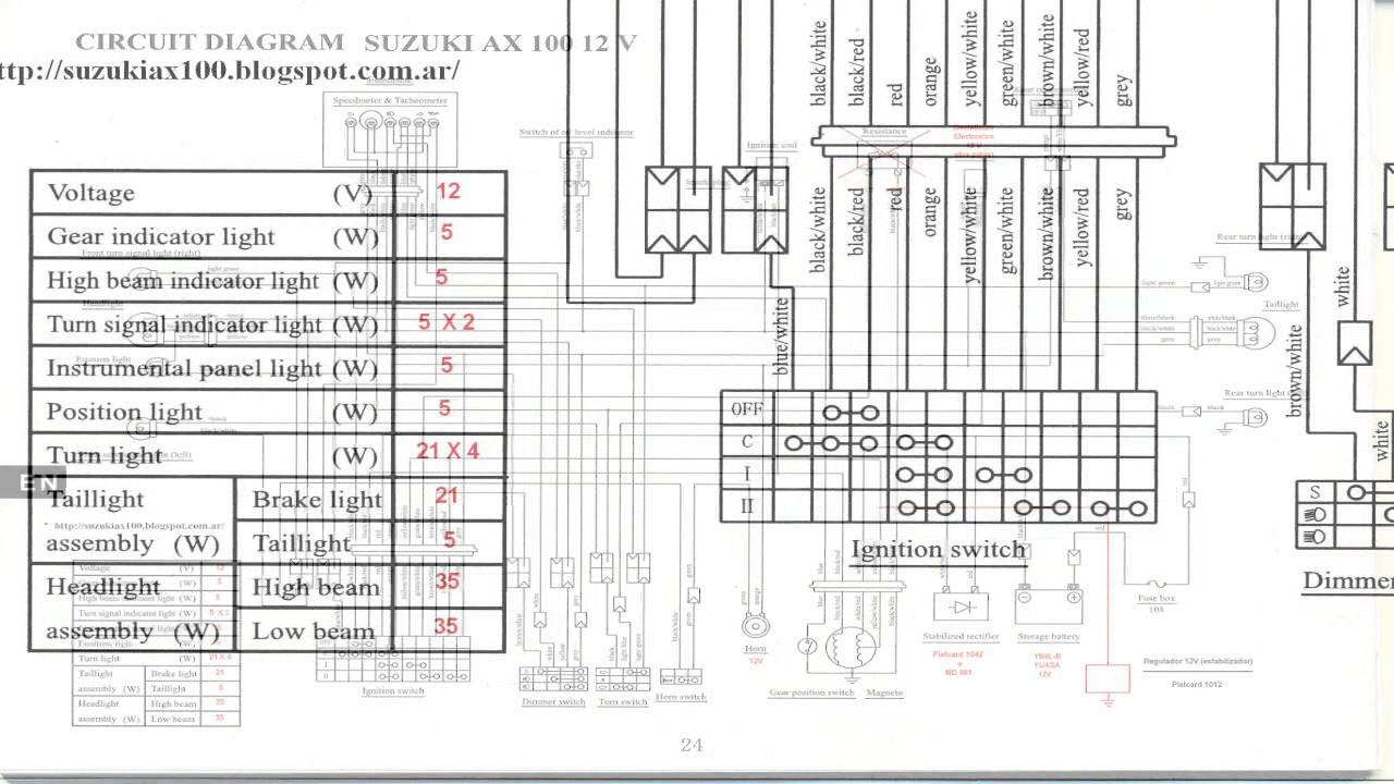 Lifan Wiring Diagram Lifan 200Cc Ignition Electrical