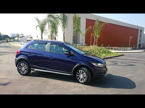 Onix Activ Azul Imperial 2018 - YouTube