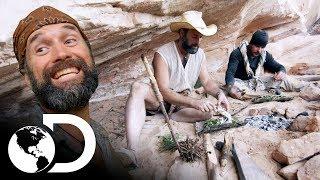 Gastronomía de supervivencia   Desafío x 2   Discovery Latinoamérica