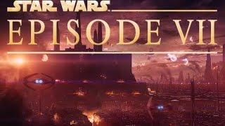 Звёздные Войны: Эпизод 7: Пробуждение Силы - Фэйк Трейлер 2015