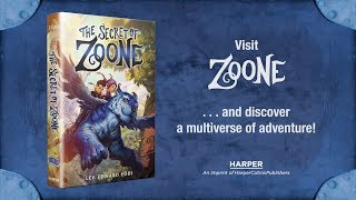 The Secret of Zoone ~ official book trailer