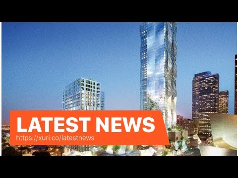 Latest News - Architect Frank Gehry Unveils design for the long-delayed project on Grand Avenue