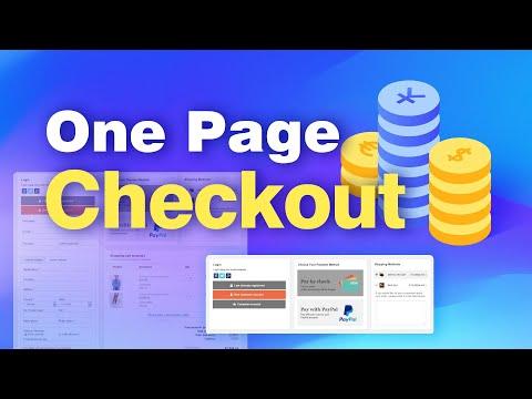 Easycheckout One Page Checkout Module For Prestashop 1.7