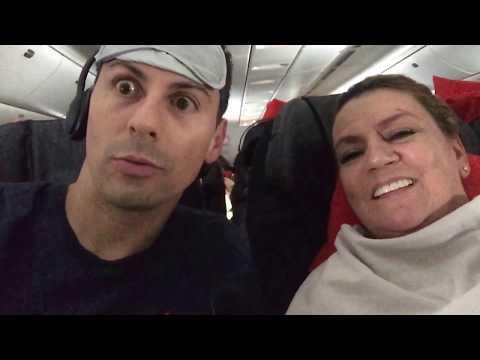 Experiencia de vuelo en un Boeing 777-200 de Air France en la ruta París (CDG) - Ciudad de Panamá.
