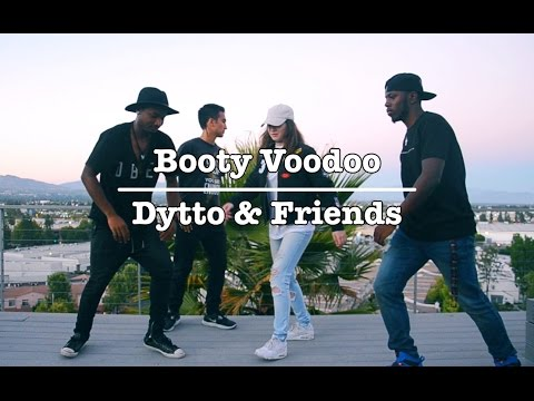 Booty Voodoo | Dytto x BluPrint x D-Payne x Marcotix | Freestyle Session