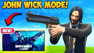 *NEW* JOHN WICK LTM IS INSANE! - Fortnite Funny Fails and WTF Moments! #559