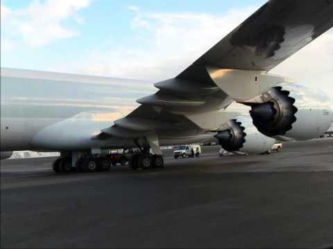 Anchorage International Airport (PANC) Tour