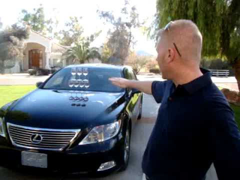 Lexus Ls400 Commercial 1989 Update To Ls460 Part 1 Mpg