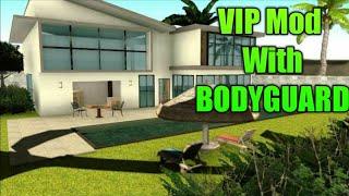 🔴 VIP House + Bodyguard Mod - GTA SA Android Mods