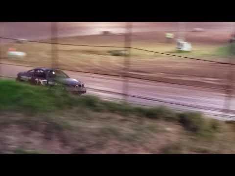 Eco Stock Heat Race @ 105 Speedway 5-18-19