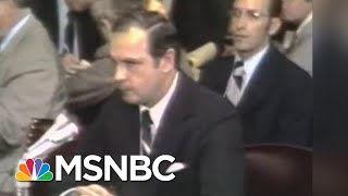 Trump's Watergate? Dems On Offense With First Public Impeachment Hearings | MSNBC