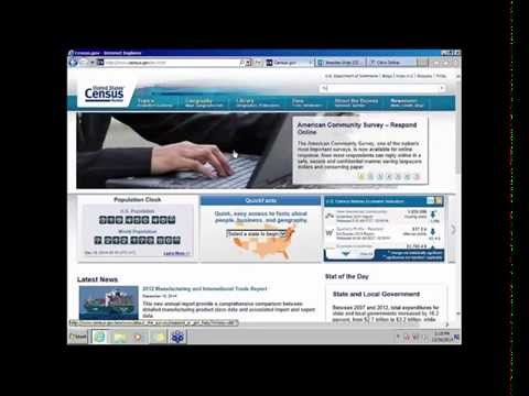Using Census Data to Your Advantage Webinar