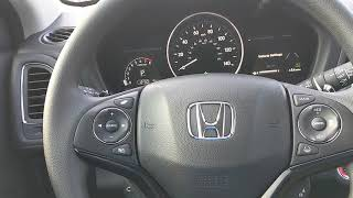 2019 Honda HR-V EX quick review