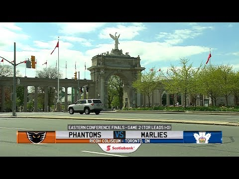 Scotiabank Game Highlights: Phantoms at Marlies (Game 2) - May 20, 2018