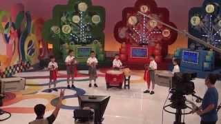 2015全港小學通識大賽之才藝比賽 ~ 英華小學中樂團敲擊部