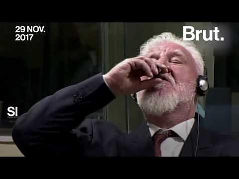 Un ex-officier croate se suicide en plein Tribunal pénal international