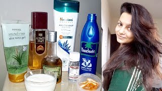 My AFFORDABLE & GENUINE HAIR CARE ROUTINE With Some USEFUL HAIR CARE TIPS|AlwaysPrettyUseful By PC