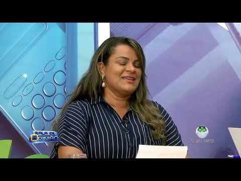 SALA DE OPINIÃO com Dr. APARÍCIO CARVALHO - PROF. DE GASTRONOMIA